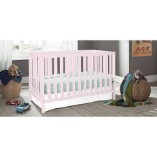 Delta Winter Park 3 In 1 Convertible Crib by Storkcraft Rosland 3 In 1 Convertible Crib White Walmart Com