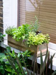 outdoor decorations garden bay window kitchen beautiful garden