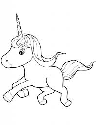 cute unicorn coloring pages intended for property cool coloring