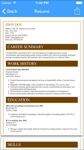 Free Resume Builder App Free Resume Builder App Professional Cv Maker And Resumes