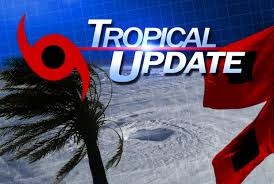 late season tropical depression forms in the caribbean caribbean