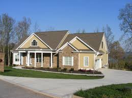 Betz Homes by Exterior Design Exciting Exterior Home Design With Versetta Stone
