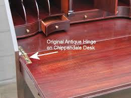 antique drop front desk great antique drop front desk hinges hostgarcia greenvirals style