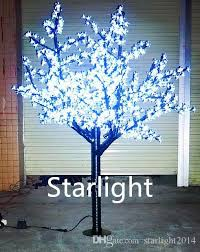 starlight led christmas lights 2018 led christmas light cherry blossom tree l leds 6ft 1 8m