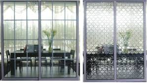 Metal Room Divider Frosted Glass Metal Room Divider Interior Partition Sliding Doors