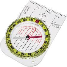 Usa Map With Compass by Amazon Com Silva Starter 1 2 3 Beginner Compass Standard Sport