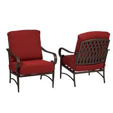 Home Depot Hampton Bay Patio Furniture - hampton bay edington swivel rocker patio lounge chair with celery