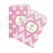 baby shower favor bags baby shower favor bags