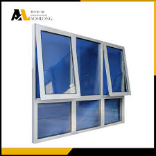 aohlong window company aluminum alloy basement awning window