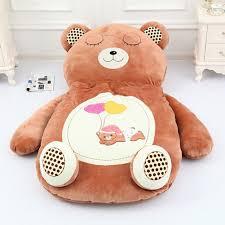 Sofa Beds Amazon by Com Memorecool Cute Cartoon Bear Sleeping Bag Boys And Girls Huge