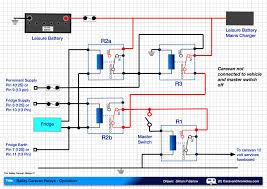 caravan rcd wiring diagram caravan wiring diagrams