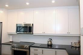 Retro Cabinets Kitchen by Refinishing Repainting Retro Cabinets The Spray Booth Kelowna