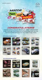 mazda hq mazda malaysia congratulations to all the winners
