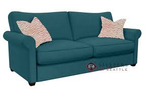 Down Feather Sofa Quick Ship 225 Queen Fabric Sofa By Stanton Fast Shipping 225