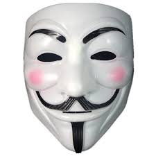smartoy v for vendetta mask guy fawkes halloween masquerade party