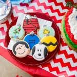 christmas themed birthday party invitations home party ideas