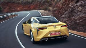 lexus sport hybrid concept 2018 lexus lc500 and lc500h review with price horsepower and
