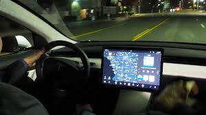 the tesla model 3 will ditch the instrument cluster autoblog