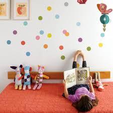 Fabric Wall Decals For Nursery Confetti Fabric Wall Decal Layla Grayce Laylagrayce New