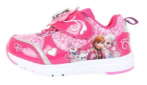 disney store frozen elsa light up shoes disney frozen elsa anna lighting uk size 8 fashion pink