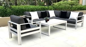 outdoor patio furniture los angeles beautiful white wicker patio