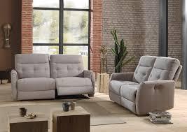 canap relax 2 places tissu canapé 3 places 2 places relax électrique moteur