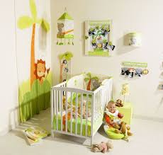 rideau chambre bébé jungle fait rêve vos bebe avec cette decoration du style fort pour donne
