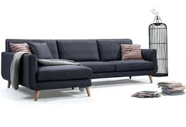mid century modern sofa with chaise mid century modern chaise andreuorte com