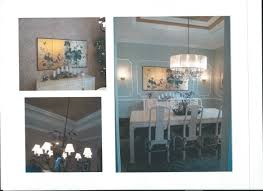 before and after asian influensed dining room by visit www