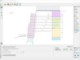 gabion geotechnical software geo5 fine