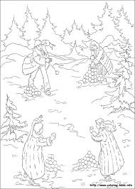 chronicles narnia coloring picture