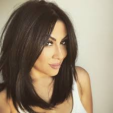 390 best shoulder length hair images on pinterest hairstyles