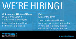 Interior Project Manager Jobs Executive Construction Inc Linkedin