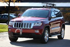 Jeep Grand Cherokee Roof Rack 2012 by Two Face Jeep Grand Cherokee Study Has A Split Styling Personality
