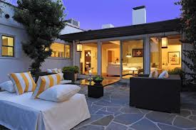 classic elegant home interior design of spanish beverly grove home
