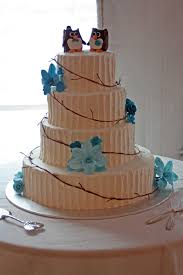 blue orchid wedding cake around the world in 80 cakes