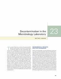 asmscience decontamination in the m