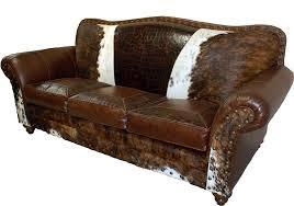 Sofa Vs Loveseat Vaquero 3 Cushion Sofa Western Sofas And Loveseats Free Shipping