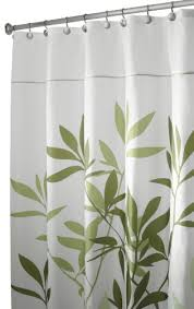 Shower Curtain Green Ferns Shower Curtains Shower Curtains Outlet