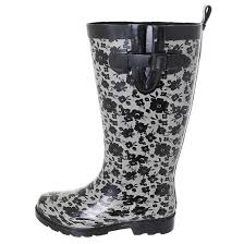 target womens boots wide calf s capelli blooms wide calf boots black target