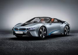 car bmw long delayed bmw i8 spyder plug in hybrid due in 2018
