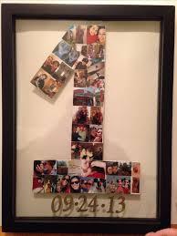 great anniversary gifts best 25 1 year anniversary gift ideas for boyfriend ideas on