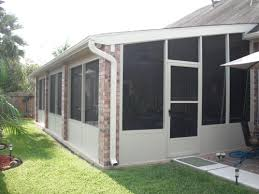 How Much Should A Patio Cost Screened In Patio In Houston Tx