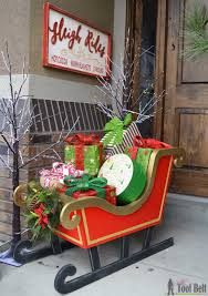diy santa sleigh free pattern santa clause and patterns