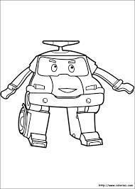 coloriage robocar poli choisis tes coloriages robocar poli sur