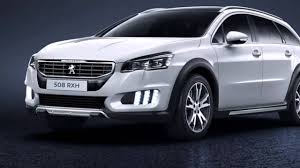peugeot executive car 2015 peugeot 508 revealed peugeot 508 facelift 2015 youtube