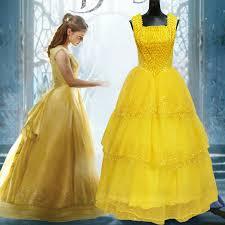 Belle Halloween Costume Adults Cheap Princess Belle Dress Adults Aliexpress