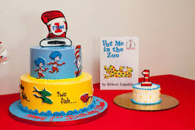 dr seuss birthday cakes dr seuss birthday nico and lala