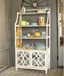 Bakers Rack With Wine Glass Holder Metal Bakers Rack W Wine Glass Storage U2013 There Wind