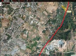 Fault Line Map East Valley Fault Line Rodriguez And San Mateo Rizal Part 1